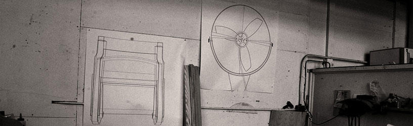 concept drawings for Furniture Design projects