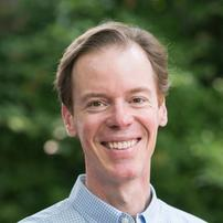 a photo portrait of RISD faculty member Andrew Raftery