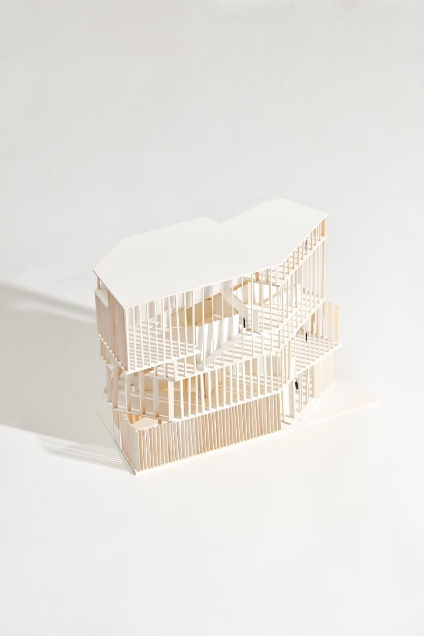 Work by Architecture student Victoria Liang