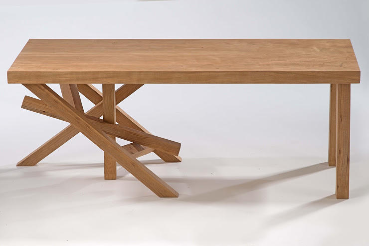 A table by Furniture Design alum Esi Hutchinson