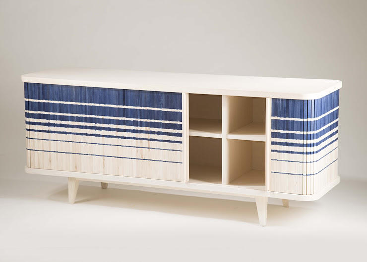 Student work by Furniture Design graduate alum Manan Narang